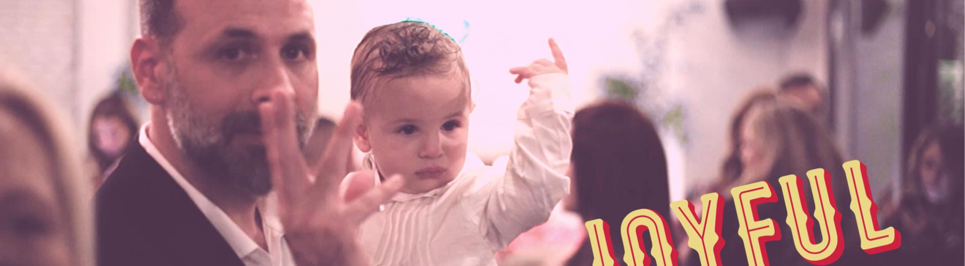 Ίωνας - Βίντεο βάπτισης στο 48 Urban Garden